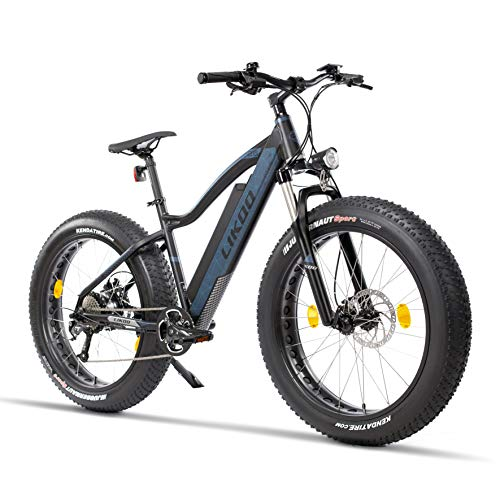 bicicleta eléctrica fitifito Helsinki FT26 pulgadas mountainbike Fatbike E-Bike , 36v 250w...