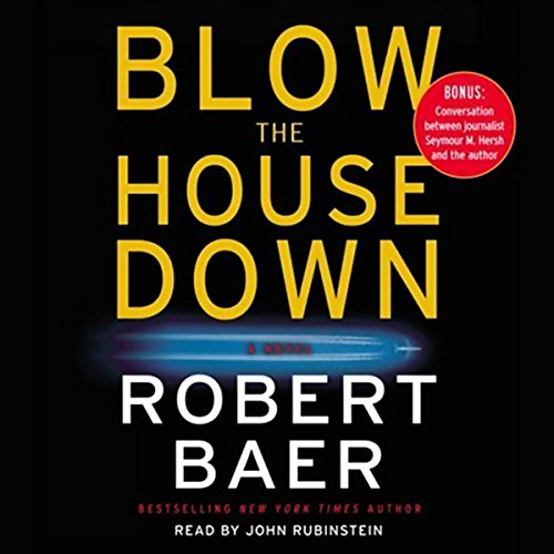 Blow the House Down audiobook cover art