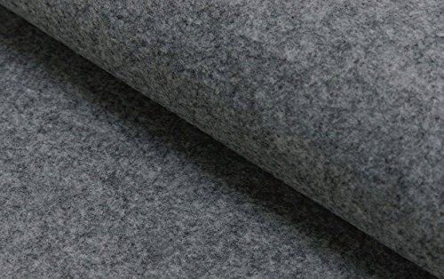 Fabrics de City gris jaspeado Fieltro Para Manualidades Fieltro plástico ~ 5mm ~ Fieltro plástico policíclicos, 4243