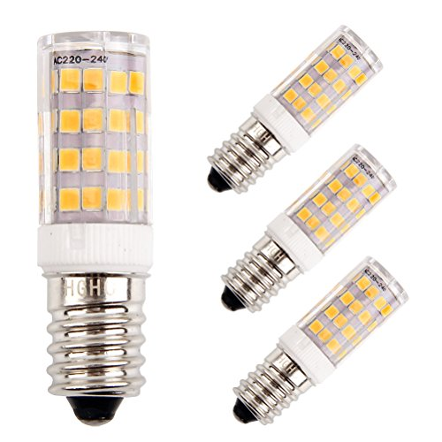 E14 LED Maíz Bombillas 5W AC220V 400LM, 35W incandescente b