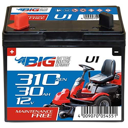 Big Batterien -  Big U1 Garden Power