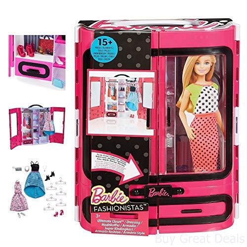 Barbie Kleiderschrank   DMT57