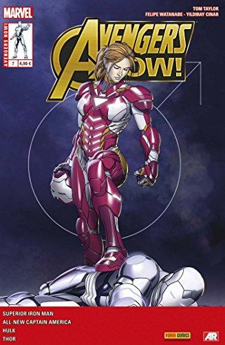 Avengers now 7