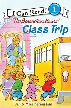 The Berenstain Bears' Class Trip (I Can Read Level 1) by [Jan Berenstain, Mike Berenstain]