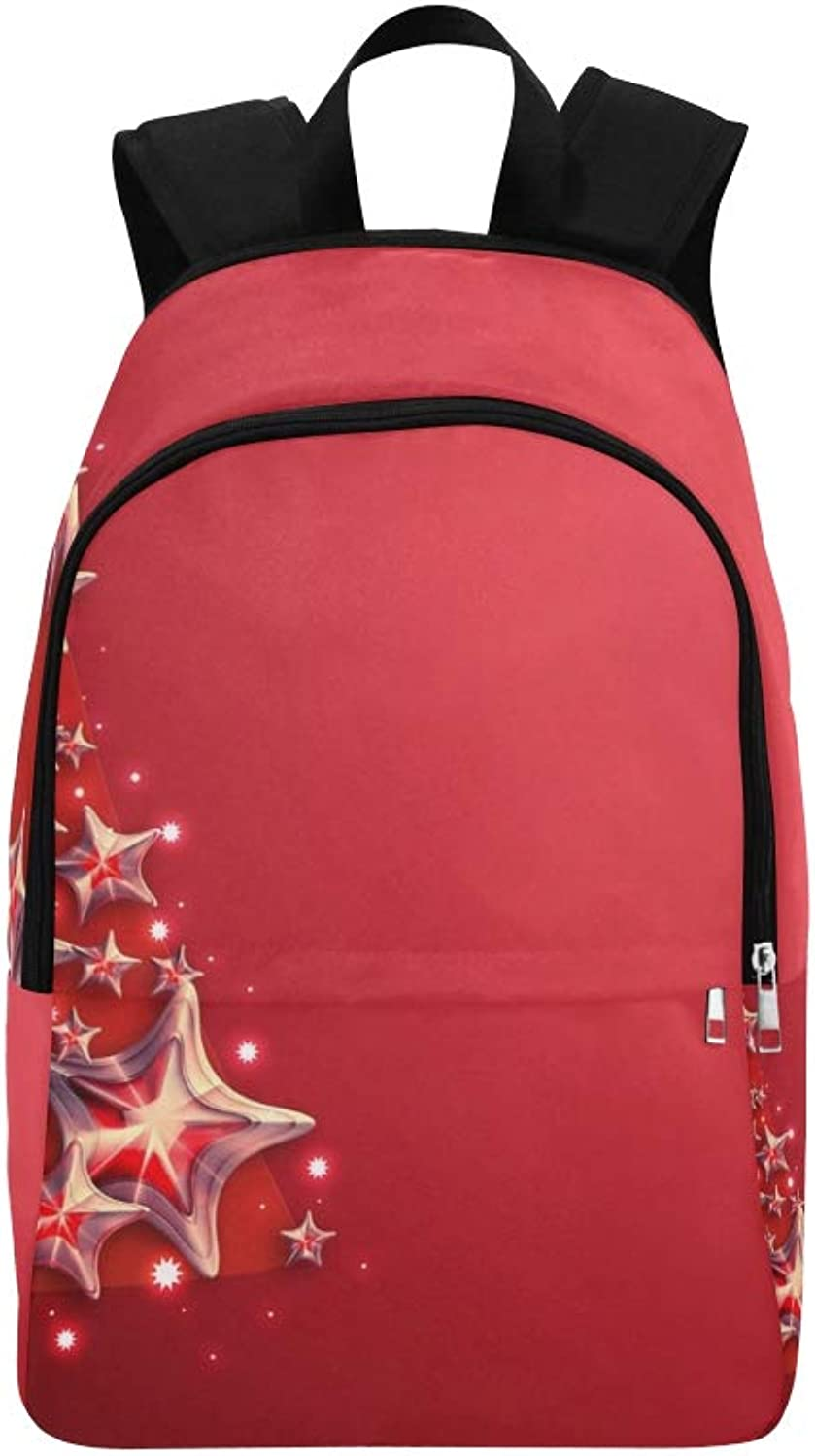 2f37be8b23bd Christmas New Years Red Christmas Casual Casual Casual Daypack ...