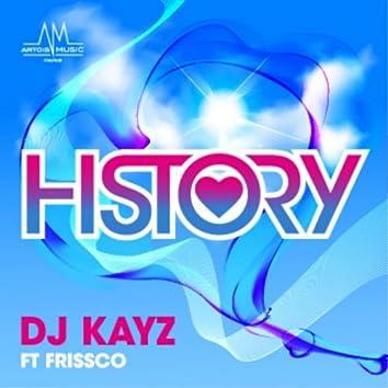 History (feat. Frissco)