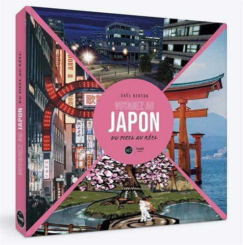 Voyagez au Japon: Du Pixel au Réel
