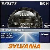 SYLVANIA H6024 SilverStar High Performance Halogen...