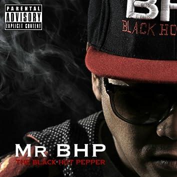 The Black Hot Pepper