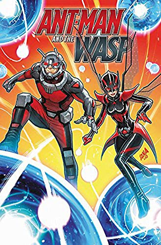 Ant-Man and the Wasp: Lost & Found (Ant-Man & the Wasp (2018), Band 1)