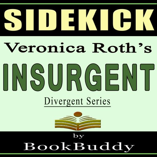 Insurgent (Divergent Series): by Veronica Roth -- Sidekick audiobook cover art
