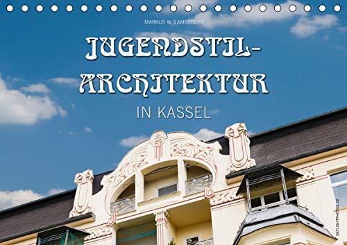 Jugendstil-Architektur in Kassel (Tischkalender 2020 DIN A5 quer)
