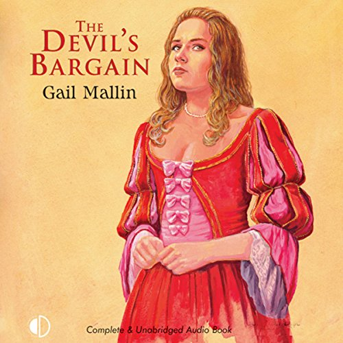 The Devil's Bargain audiobook cover art