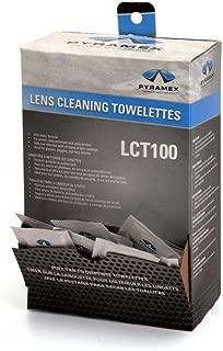 Pyramex Lens Cleaning Towelettes Anti-Fog (100 Per Box) - MS93170 (1 Box)
