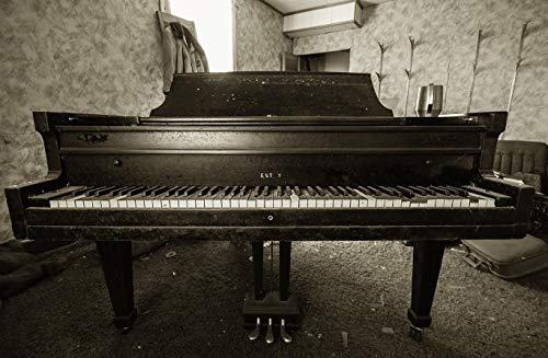 1000 Interessante Rätsel Für Erwachsene, Kinder, Jugendliche-Klavier