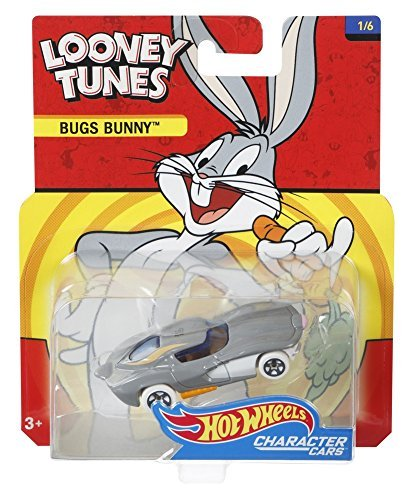 Looney Tunes WILE IL COYOTE   1:64 Hot Wheels DXT11 DMH73