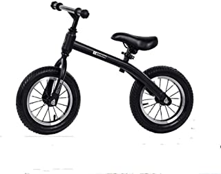 ZTBXQ Regalo Deportivo ldeas Freestyle Bicicletas para niños 12 Pulgadas 2-6 años Coche Infantil Rueda Inflable Scooter An...