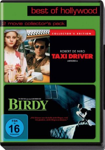 Best of Hollywood - 2 Movie Collector's Pack:Taxi Driver / Birdy [Alemania] [DVD]