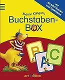 Meine Känguru Buchstaben-Box