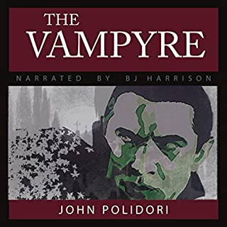 The Vampyre audiobook cover art