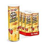 Pringles–Classic pimientos–190g 6unidades)