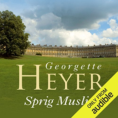 Sprig Muslin audiobook cover art