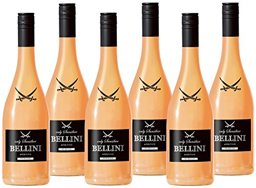 Gerstacker Sansibar Bellini Pfirsich Cocktail (6 x 0.75 l)