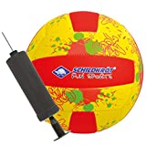 Schildkröt Fun Sports 970286 Ballon de Beach-Volley Multicolore