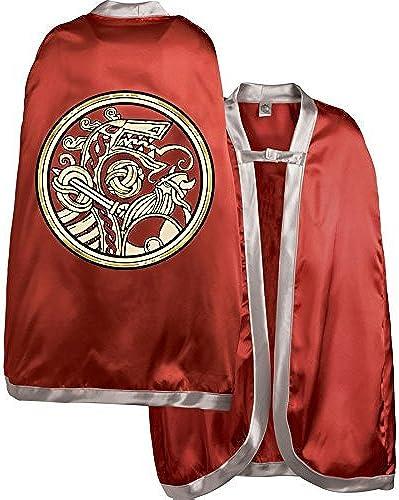 distribución global BestSaller Viking Viking Viking Cloak Costume (Multi-Colour) by BESTSALLER  apresurado a ver
