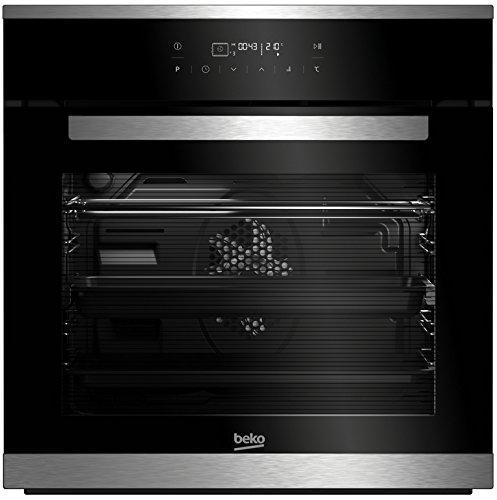 Beko BIM 25402XMS–Ofen (Medium, Eingebaut, Elektro, A +, Schwarz, Edelstahl, Sensor)