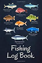 Fishing Log Book: Fishing Journal Complete Fisherman's Log Book  With Prompts, Records Details of Fishing Trip, Including Date, Time, Location, Weather Conditions, Water Conditions, etc