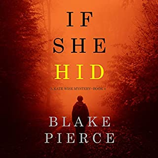 If She Hid audiobook cover art