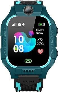 Z6 Children Kids Smart Watch GPS Tracker Watch IP67 Deep Waterproof 2G SIM Card GPS Tracker Camera SOS Call Location Reminder Anti-Lost Baby Kids Smart Watch Phone PK Z5 Q12 Q50 for iOS Android