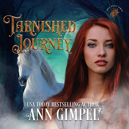 Tarnished Journey: Historical Paranormal Romance audiobook cover art
