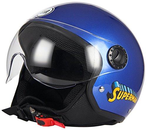 BHR, Motorradhelm, Demi-Jet One 801 S Superman 801