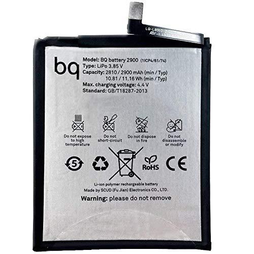 Bateria compatible con BQ Aquaris X5 (Bulk)