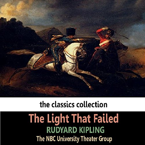 The Light That Failed (Dramatised) audiobook cover art