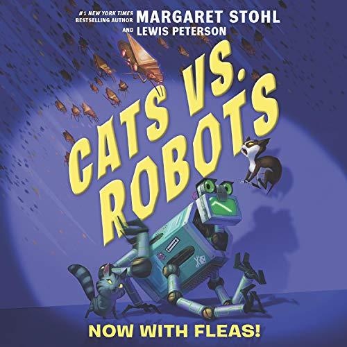 Cats vs. Robots #2: Now with Fleas! Titelbild