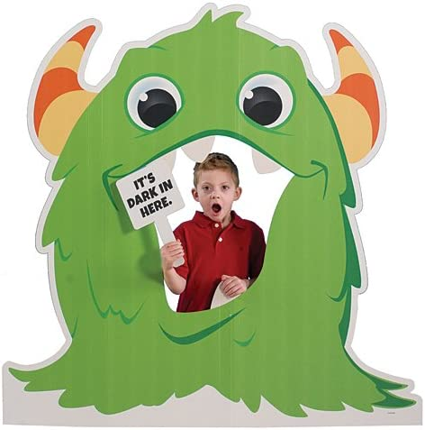 4 ft. 7 in. Monsters Max 60% OFF Photo B Standee Prop Booth Standup Op Manufacturer regenerated product