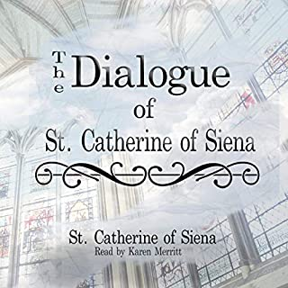 The Dialogue of St. Catherine of Siena audiobook cover art