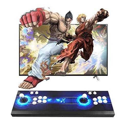 TANCEQI Arcade Games Machines Pandora Box 9D Joystick y Botones multijugador Arcade Console, 3001 Retro Video Games All in One, el Sistema más Nuevo con CPU Avanzada Compatible con HDMI y VGA