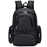 Cateep Waterproof Travel Diaper Backpack with Changing Pad and...