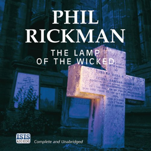 Lamp of the Wicked audiobook cover art
