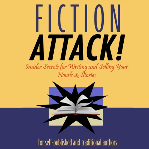Fiction Attack! audiobook cover art