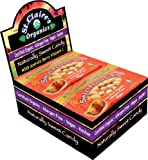 St. Claire's Organics Sweet Peach Tarts, .46 oz Pocket-sized Pouch (Pack of 12)