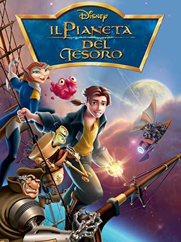 Pianeta Del Tesoro, Il - Treasure Planet
