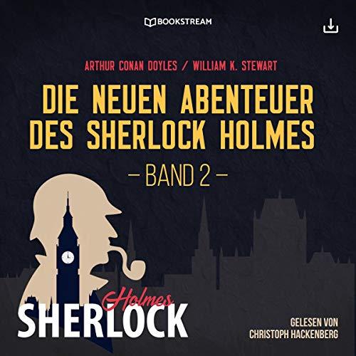 Die neuen Abenteuer des Sherlock Holmes 2 cover art