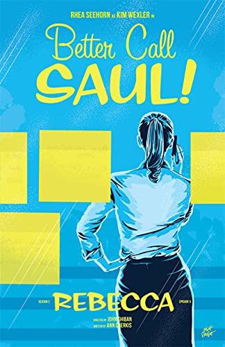 Weijiajia Best Call Saul Classic Movie Serie de TV Imagen Sala de Estar Dormitorio Sofá Arte de la Pared Decoración para el hogar Pintura en Lienzo Póster 50x70cm F-246