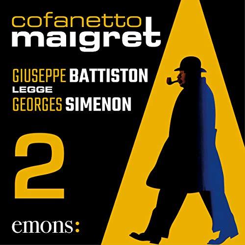 Cofanetto Maigret 2 Titelbild