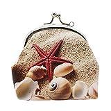 Monedero para mujer con cierre pequeño, bolso de embrague